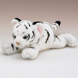 White Tiger Cub - 9'' Tiger (Bengal Cub Tiger)