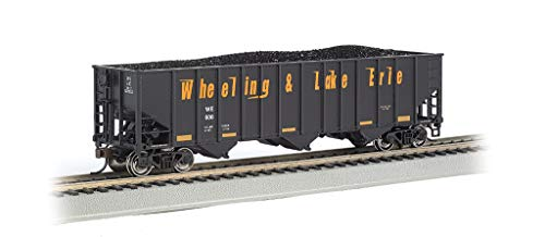 Top Model Train Hoppers