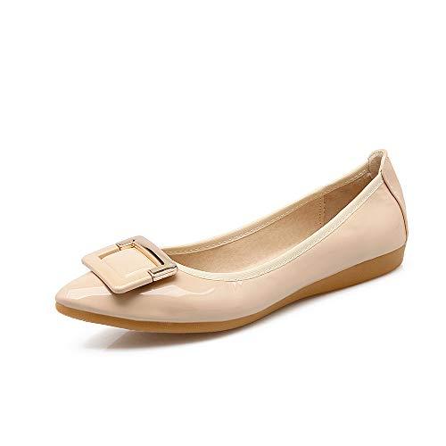 la Planos Embarazadas Plegables Primavera Ocasionales la nbsp; de y nbsp;Las Danza FLYRCX Zapatos Verano Zapatos y cómodos de de de Mujeres B la Baja Boca del Zapatos nbsp; q5wUAx