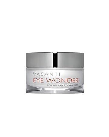 EYE WONDER by VASANTI - Triple Action Paraben-Free Eye Treatment Cream  Clinically Proven
