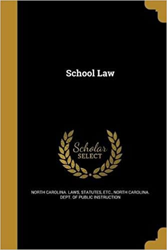 north carolina statutes and laws