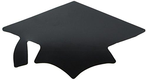 black grad cap cutout - Grad Out Cap Cut