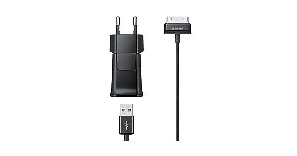 Amazon.com: Samsung eta-p10jbegsta Galaxy Tab Multi Cargador ...