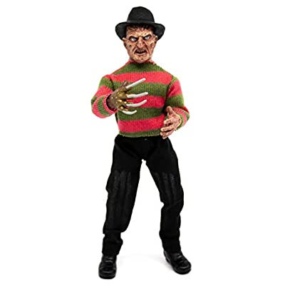 "Mego Action Figures, 8"" Nightmare On Elmstreet - Freddy (Limited Edition Collector's Item): Toys & Games"