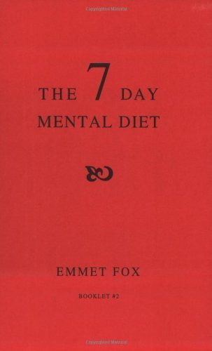The seven day mental diet how to change your life in a week the seven day mental diet how to change your life in a week by fandeluxe Images