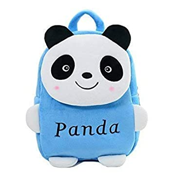 Jassi Toy Soft Plush Panda School Bag for Your Loving Once