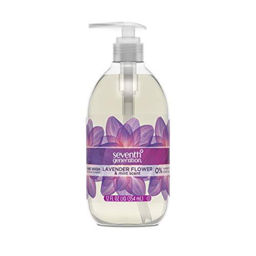Seventh Generation Hand Wash Soap, Lavender Flower & Mint, 1