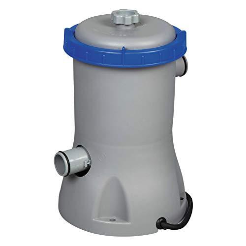 Bestway 58383 - Depuradora de Filtro Cartucho Tipo II 2.006 litros/hora Conexion 32 mm