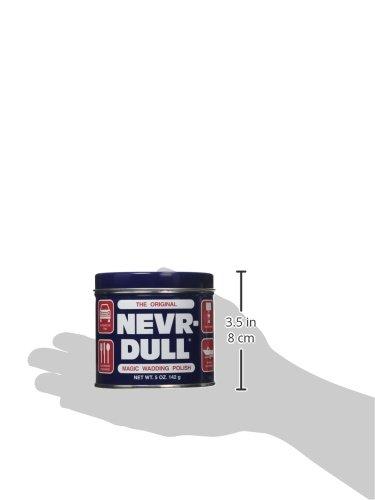 033852192920 - Nevr Dull NEVER DULL POLISH 5OZ carousel main 2