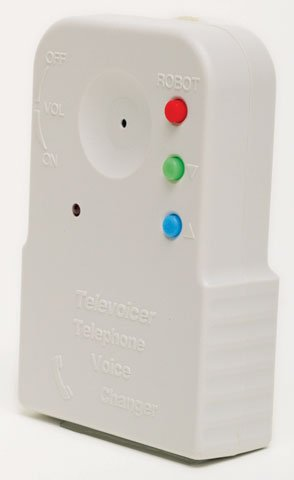 KJB Security VC168 Novelty Portable Voice Changer