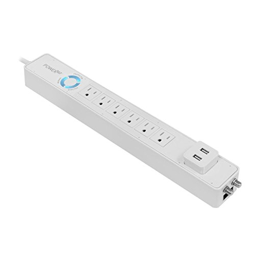 Panamax p360-6 Power 360 6-Outlets Surge Suppressor/Protector