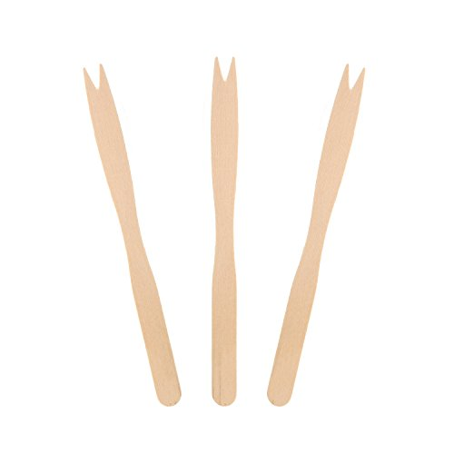 Royal Two Prong Wood Fork, Package of 1000