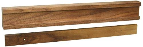 Messermeister Knife Magnet, 16.75-Inch, Walnut by Messermeister (Image #1)