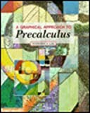 A Graphical Approach to Precalculus, Hornsby, E. John, Jr. and Lial, Margaret L., 0673999661