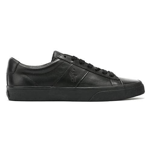 816 Scarpe Nero Sayer 710018 Ralph Lauren 001 1SqEEF