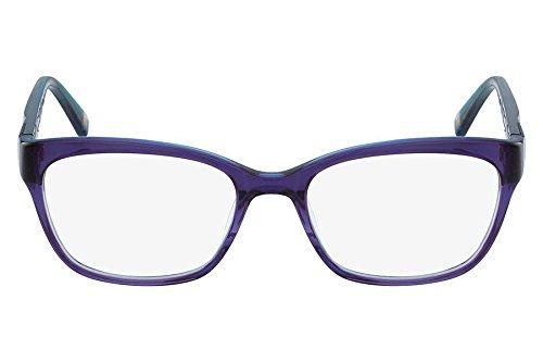 Óculos De Grau Marchon Nyc M-Greenwich 412/52 Azul