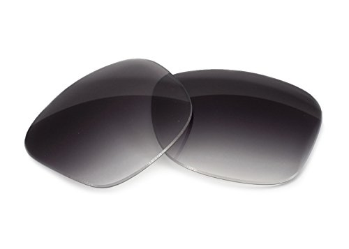 FUSE Lenses for Ray-Ban RB2151 Wayfarer Square Grey Gradient - Rb2151 Wayfarer
