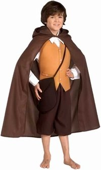 Hobbit Costume - Medium