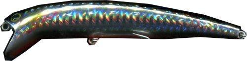 エフテック(F-TEC) ミノー エスフォー11 7 黒銀オレンジベリーホロ SF-110(F) ルアーの商品画像