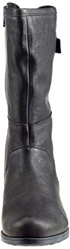 Denk 00 Boots 383008 Schwarz Women's Think High AwxFX48q