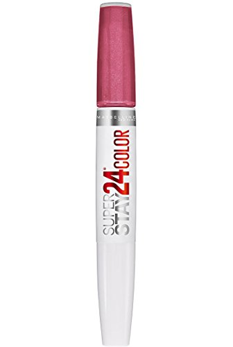 Maybelline New York Superstay 24,  2-step Lipcolor, Blush On 105 (Best Lipstick That Stays On All Day)