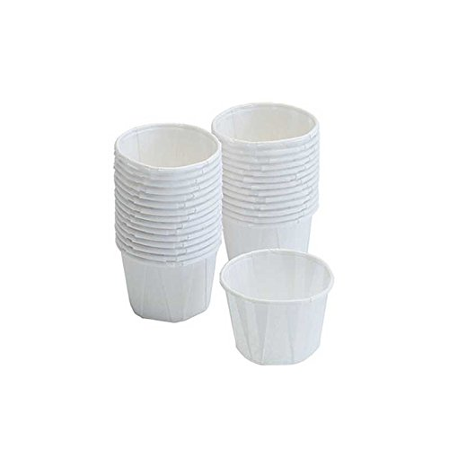 Paper Souffle Sample Cup - 0.50 oz by Arctic Supplies