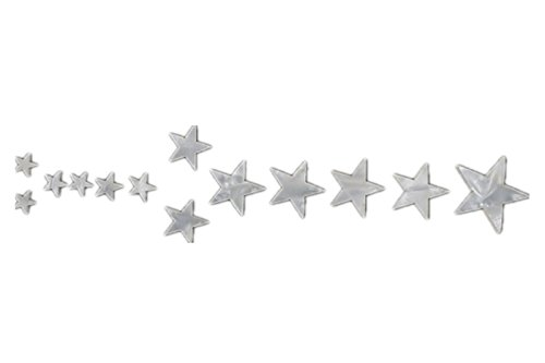 Guitar Frets Inlay Star White Celluloid MH Store