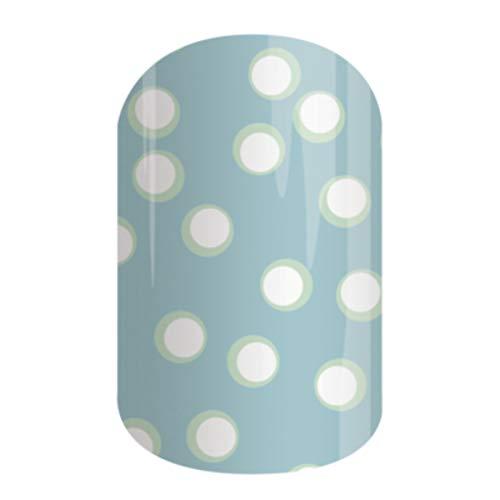 COTTON FIELDS | Jamberry Nail Wraps | Fun & Trendy Nail Art Stickers (HALF SHEET)