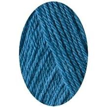 Kambgarn - Light worsted weight 100% Merino Wool yarn # 1218 Peacock