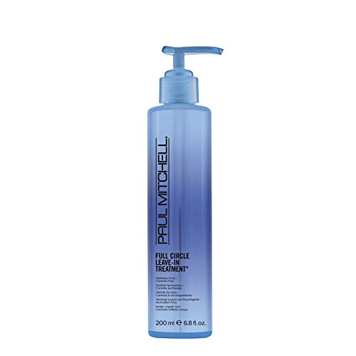 Curls Full Circle Leave In Treatment by Paul Mitchell for Unisex - 6.8 oz Treatment (Full Formula Treatment)