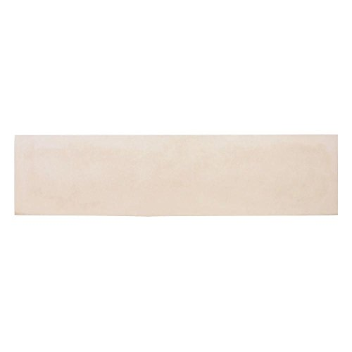 Historic Mantels Cast Stone, 16 In. x 44 In. Distressed Ivory Sand, Full Surround Fireplace Mantel