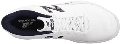 New Balance Herren 996v3 Hartplatz Tennisschuh Weiß