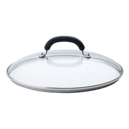 Circulon Frypan Glass Lid, 28 cm - Black Meyer Group Ltd 12653