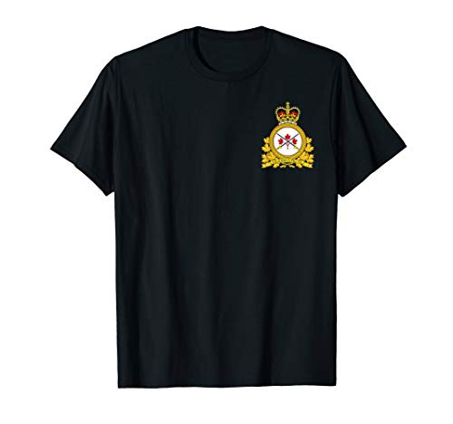 Canadian Army Military Armed Forces Veteran T Shirt