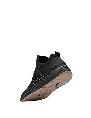 Raven Sneakers E15 S Men's Men's Black Nubuck Copenhagen ARKK RwxF6q7p7