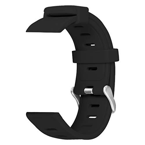 Price comparison product image BIYATE Replacement For Huami Amazfit Bip Youth Lite Watch Band,  20mm Quick Release Soft Waterproof Sport Silicone Bands Strap Bracelet for Women Men Boy Girls Small Large