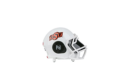 Oklahoma State University Players (NCAA Football Oklahoma State Cowboys Wireless Bluetooth Speaker. Officially Licensed Portable Helmet Speaker by NCAA College Football - Small)