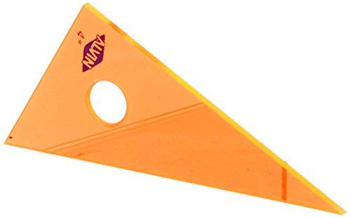 (Alvin 130F-4 4 inch Fluorescent Professional Acrylic Triangle 30/60)