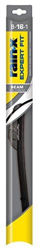 Rain-X 840003 B16-1 Expert Fit Beam Blade, (Pack of 1)