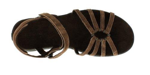 Teva Kayenta Suede - Sandalias de cuero mujer marrón - Braun (brown 556)