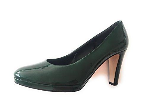 Gabor - Zapatos de vestir de charol para mujer Verde verde