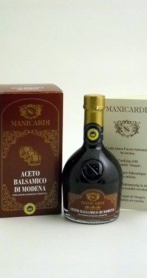 Manicardi Le Tonde Balsamic Vinegar