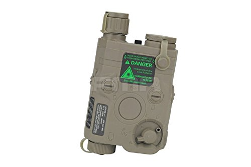 H World Shopping FMA Navy Seal PEQ-15 Dummy Battery Case For Tactical AEG Airsoft Display FG (Peq Box)