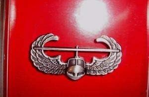 U Army Air Assault Regulation Air Assault Oxidized Badge S