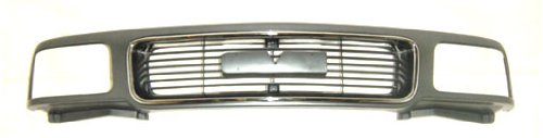 OE Replacement GMC S15 Grille Assembly (Partslink Number GM1200355)