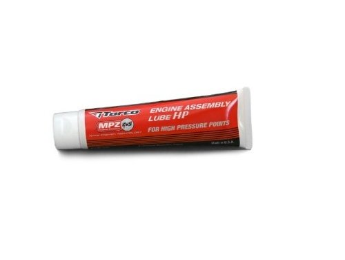 Torco Mpz Engine Assembly - Torco A380000HE MPZ HP Engine Assembly Lube - 1 oz. Tube