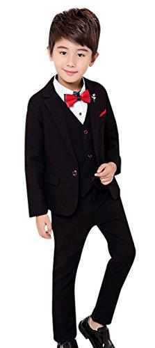 Flap Pocket Plaid Suit - 6