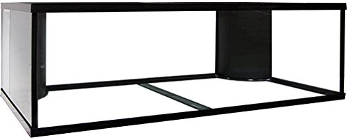 135 Gallon Dual Reef Ready Aquarium With Two Prefilters And Plumbing Kits, by Aquarium Masters, For Marine Fish, Invertebrates and Tropical Fish! AM18136 by Aquarium Masters