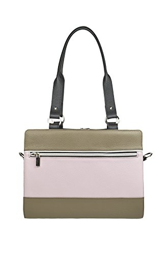 Wechselcover Handtasche, Body mit Cover Kaffeestück, auswechselbare Handtasche