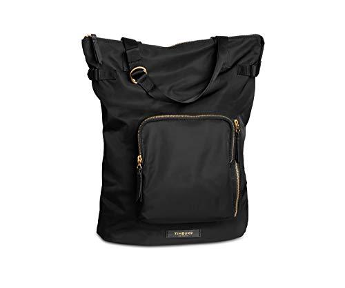 - Timbuk2 2189-3-6114 The Convertible Backpack Tote, Jet Black
